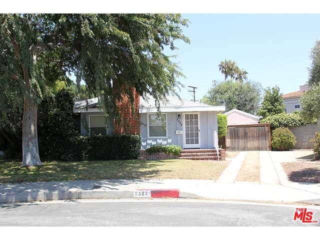 Rental Homes for Rent, ListingId:34455129, location: 2323 18TH Street Santa Monica 90405