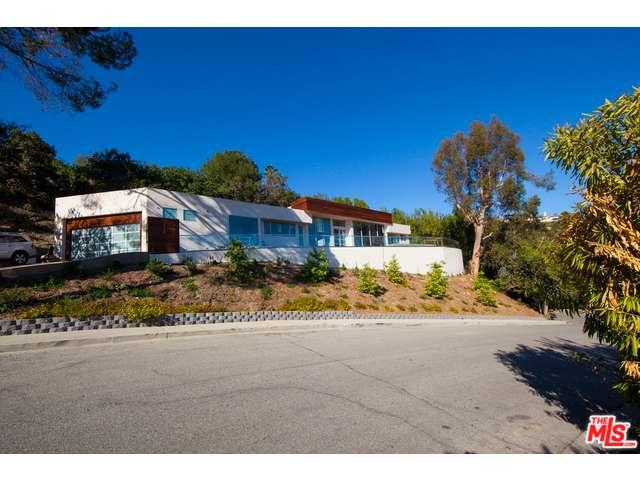 Rental Homes for Rent, ListingId:34455161, location: 2766 ELLISON Drive Beverly Hills 90210