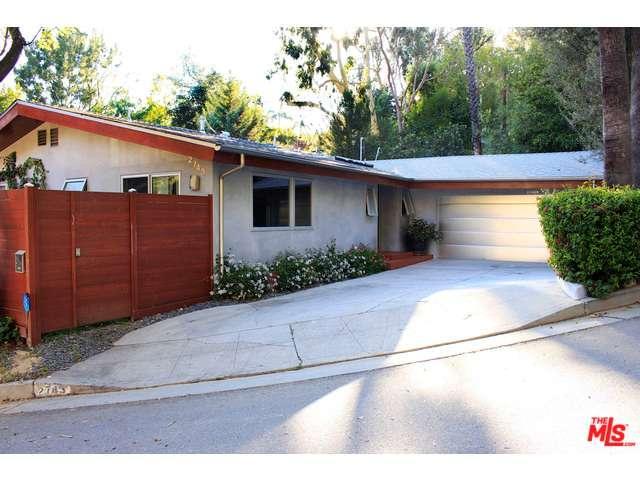 Rental Homes for Rent, ListingId:34455146, location: 2743 ELLISON Drive Beverly Hills 90210