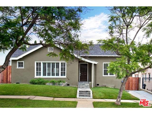 Rental Homes for Rent, ListingId:34629909, location: 2108 BALSAM Avenue Los Angeles 90025