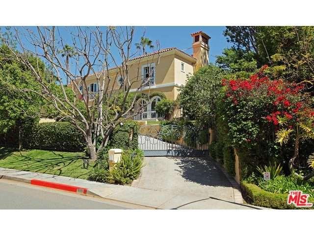 Rental Homes for Rent, ListingId:34629920, location: 908 HARTFORD Way Beverly Hills 90210