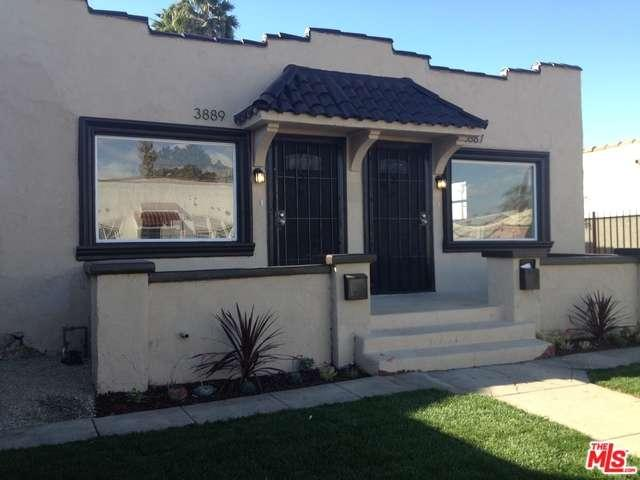 Rental Homes for Rent, ListingId:34738658, location: 3887 CIMARRON Street Los Angeles 90062