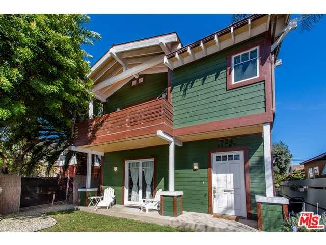 Rental Homes for Rent, ListingId:34738669, location: 724 PALMS Boulevard Venice 90291