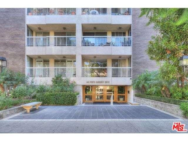 Rental Homes for Rent, ListingId:34813584, location: 441 North OAKHURST Drive Beverly Hills 90210