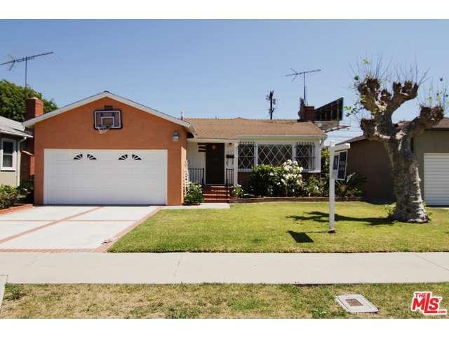 Rental Homes for Rent, ListingId:34870342, location: 12104 JUNIETTE Street Culver City 90230