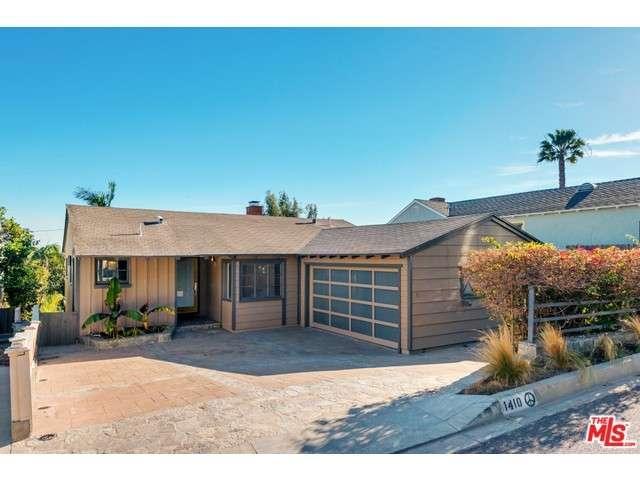 Rental Homes for Rent, ListingId:34889583, location: 1410 SUNSET Avenue Santa Monica 90405