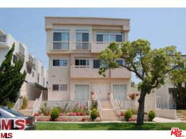 Rental Homes for Rent, ListingId:34909601, location: 923 EUCLID Street Santa Monica 90403