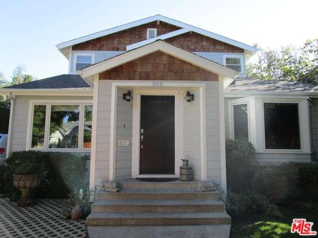 Rental Homes for Rent, ListingId:35003634, location: 806 North CRESCENT HEIGHTS Los Angeles 90046