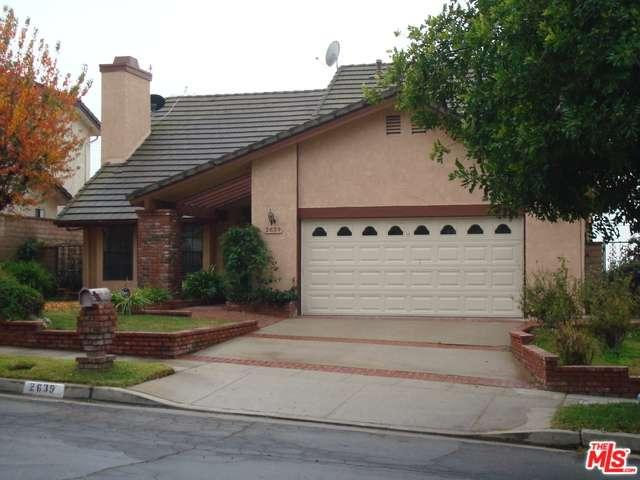 Rental Homes for Rent, ListingId:35030044, location: 2639 WOODSTOCK Lane Burbank 91504