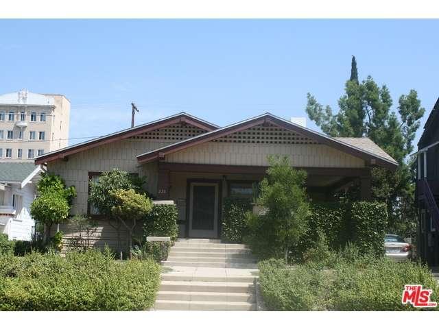 Rental Homes for Rent, ListingId:35075562, location: 228 North MANHATTAN Place Los Angeles 90004