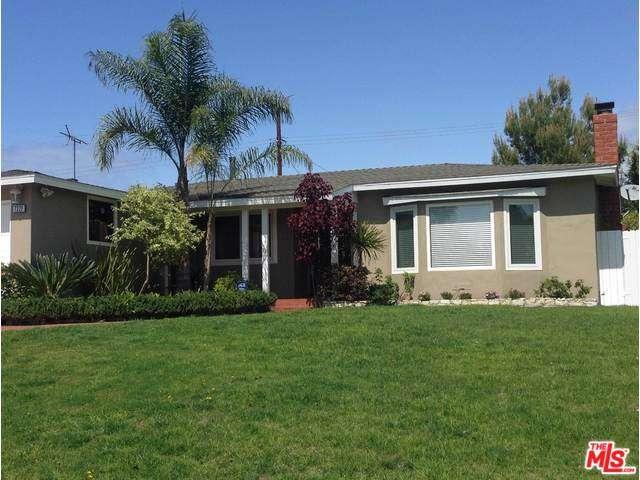 Rental Homes for Rent, ListingId:35203501, location: 7227 West 90TH Street Los Angeles 90045