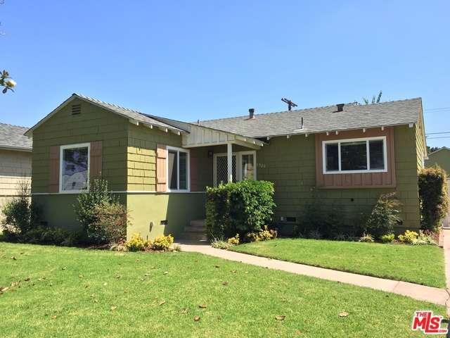 Rental Homes for Rent, ListingId:35222814, location: 8328 GEORGETOWN Avenue Los Angeles 90045