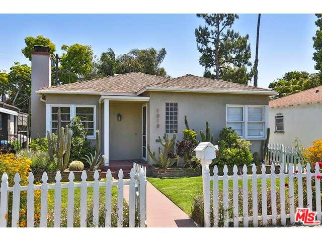 Rental Homes for Rent, ListingId:35246457, location: 1018 GARFIELD Avenue Venice 90291