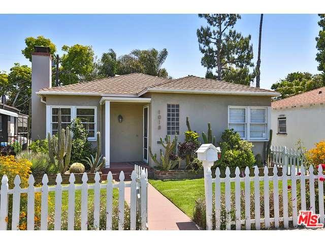 Rental Homes for Rent, ListingId:35246457, location: 1018 GARFIELD Avenue Venice 90291