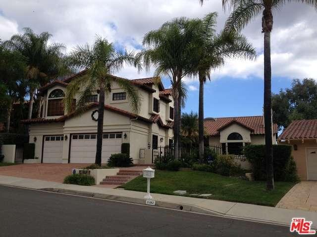 Rental Homes for Rent, ListingId:35450998, location: 24362 PARK GRANADA Calabasas 91302