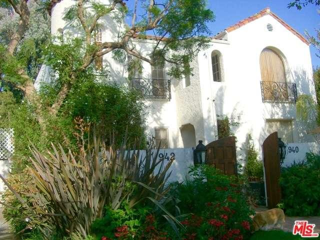 Rental Homes for Rent, ListingId:35486666, location: 940 North LA JOLLA Avenue West Hollywood 90046