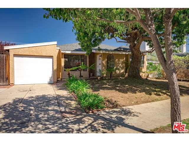 Rental Homes for Rent, ListingId:35583401, location: 4040 TIVOLI Avenue Los Angeles 90066