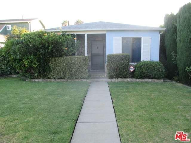 Rental Homes for Rent, ListingId:35559347, location: 3493 ROSEWOOD Avenue Los Angeles 90066