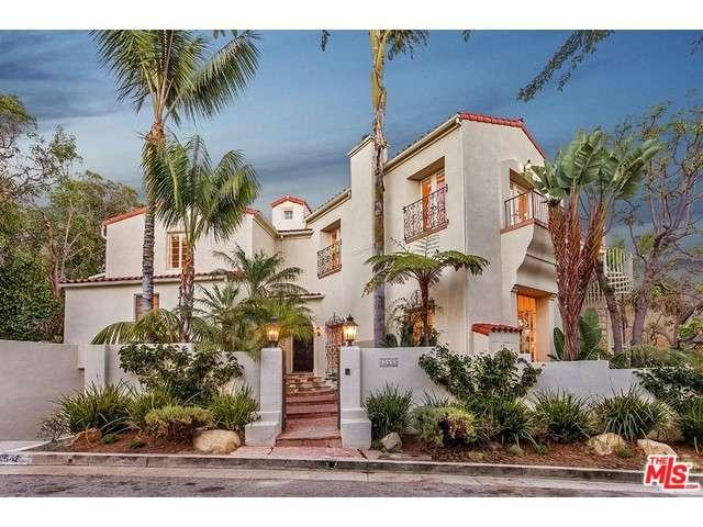 Rental Homes for Rent, ListingId:35621153, location: 548 CRESTLINE Drive Los Angeles 90049