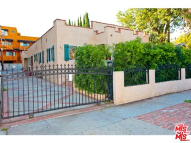 Rental Homes for Rent, ListingId:35621150, location: 835 WILCOX Avenue Los Angeles 90038