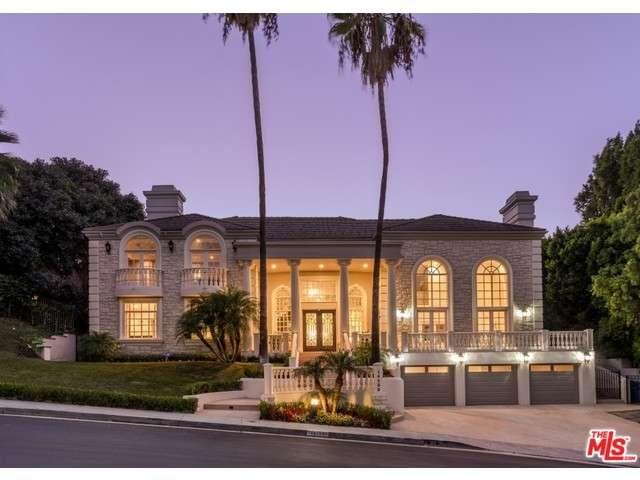 Rental Homes for Rent, ListingId:35654547, location: 14132 BERESFORD Road Beverly Hills 90210
