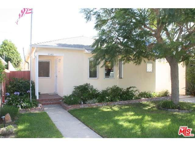 Rental Homes for Rent, ListingId:35635507, location: 1142 GARFIELD Avenue Venice 90291