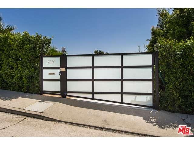 Rental Homes for Rent, ListingId:35654540, location: 2330 INVERNESS Avenue Los Angeles 90027