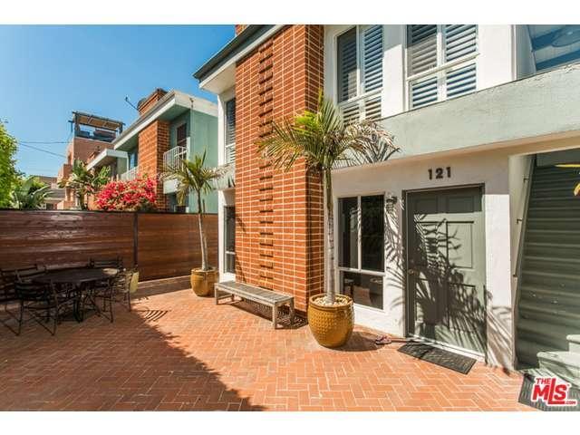 Rental Homes for Rent, ListingId:35654541, location: 121 HURRICANE Street Marina del Rey 90292