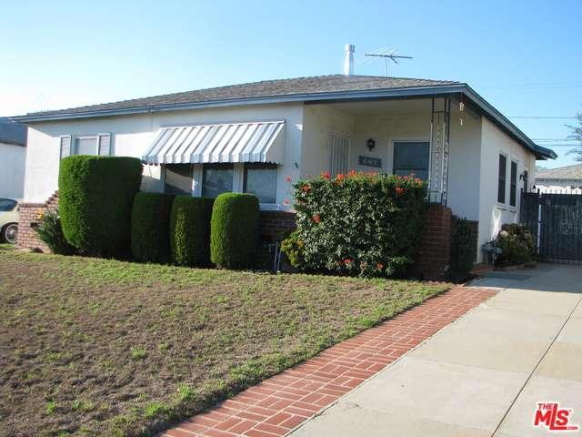 Rental Homes for Rent, ListingId:35654587, location: 6417 West 83RD Street Westchester 90045