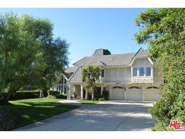 Rental Homes for Rent, ListingId:35722197, location: 24816 WOODED Vista West Hills 91307