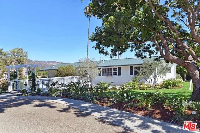 Rental Homes for Rent, ListingId:35735194, location: 6200 CAVALLERI Road Malibu 90265