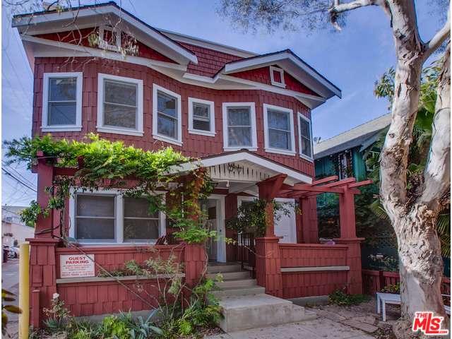 Rental Homes for Rent, ListingId:35754280, location: 109 PARK Place Venice 90291
