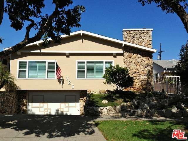 Rental Homes for Rent, ListingId:35785616, location: 725 9TH Street Santa Monica 90402