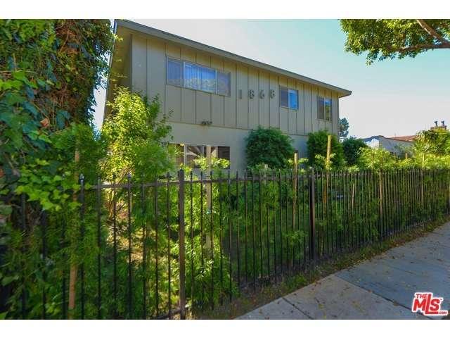 Rental Homes for Rent, ListingId:35800615, location: 1868 10TH Street Santa Monica 90404