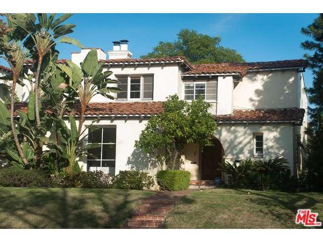 Rental Homes for Rent, ListingId:35886010, location: 436 North ORANGE Drive Los Angeles 90036