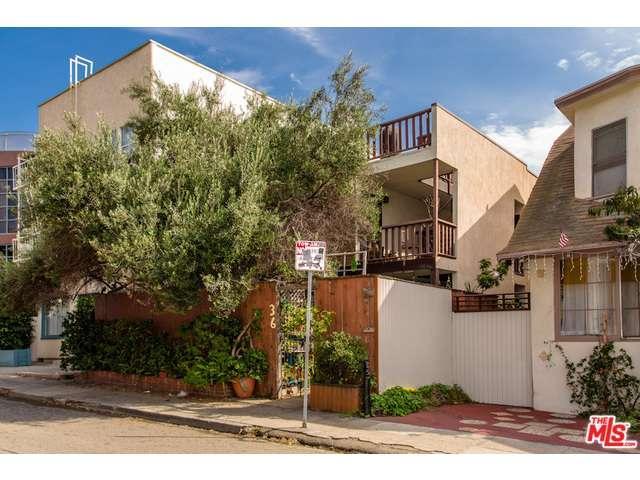 Rental Homes for Rent, ListingId:35952395, location: 36 BROOKS Avenue Venice 90291