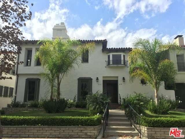 Rental Homes for Rent, ListingId:36087601, location: 317 North MANSFIELD Avenue Los Angeles 90036