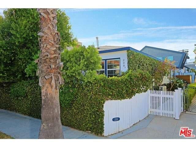 Rental Homes for Rent, ListingId:36132317, location: 239 BAY Street Santa Monica 90405