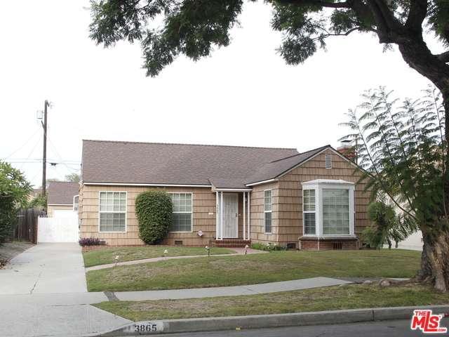 Rental Homes for Rent, ListingId:36149482, location: 3865 South VICTORIA Avenue Los Angeles 90008