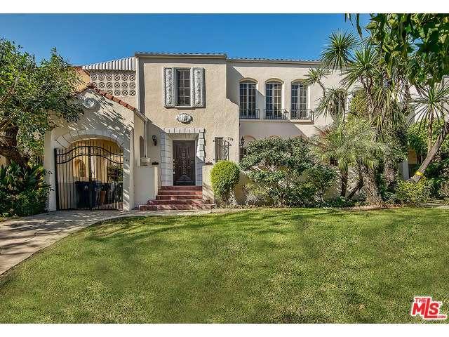 Rental Homes for Rent, ListingId:36248946, location: 239 South ORANGE Drive Los Angeles 90036
