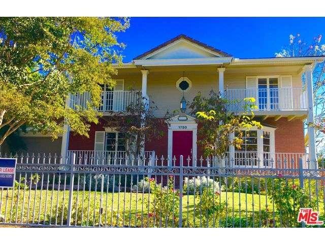 Rental Homes for Rent, ListingId:36245643, location: 1750 North SIERRA BONITA Avenue Los Angeles 90046