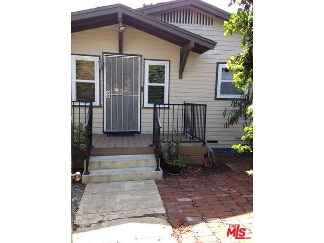 Rental Homes for Rent, ListingId:36372639, location: 934 MILWOOD Avenue Venice 90291