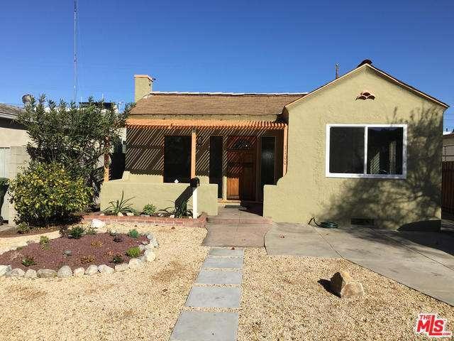 Rental Homes for Rent, ListingId:36393832, location: 3100 YALE Avenue Venice 90292