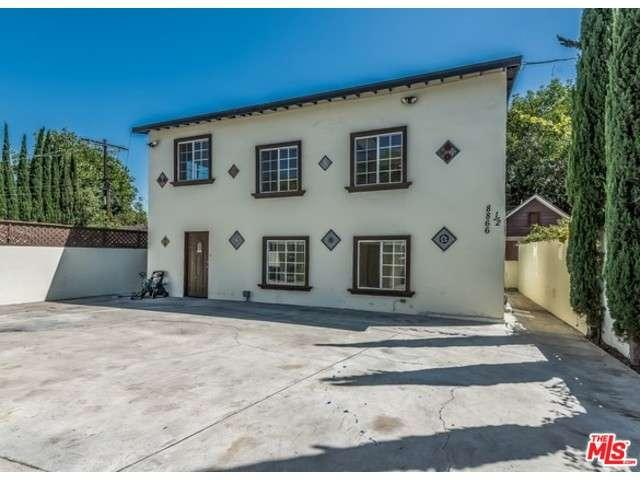 Rental Homes for Rent, ListingId:36383850, location: 8866 CADILLAC AVE Avenue Los Angeles 90034