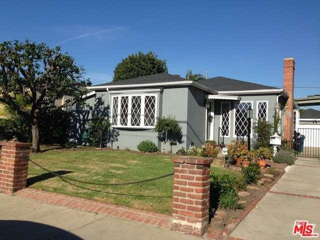 Rental Homes for Rent, ListingId:36547962, location: 2758 SAWTELLE Los Angeles 90064