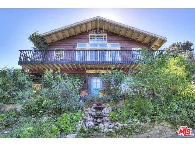 Rental Homes for Rent, ListingId:36548020, location: 19585 GRAND VIEW Drive Topanga 90290