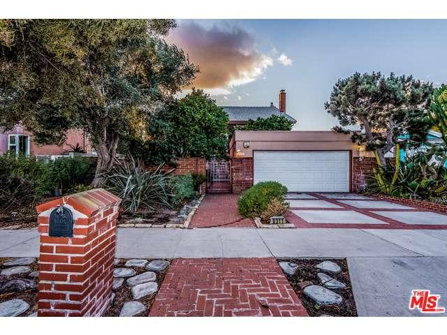 Rental Homes for Rent, ListingId:36622113, location: 8311 DELGANY Avenue Playa del Rey 90293