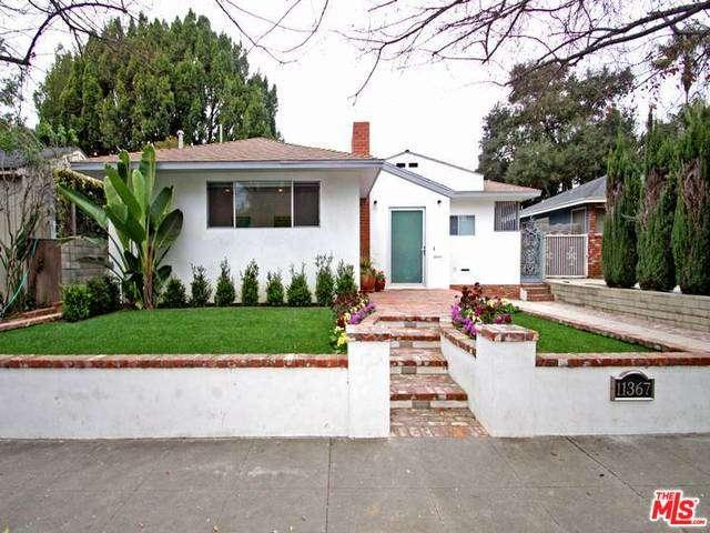 Rental Homes for Rent, ListingId:36622094, location: 11367 MONTANA Avenue Los Angeles 90049