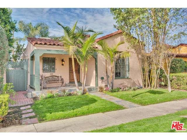 Rental Homes for Rent, ListingId:36624633, location: 1611 South CRESCENT HEIGHTS Los Angeles 90035