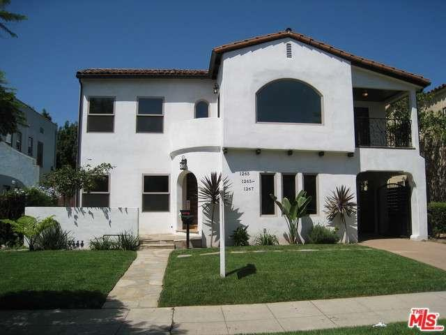 Rental Homes for Rent, ListingId:36652752, location: 1265 South CLOVERDALE Avenue Los Angeles 90019